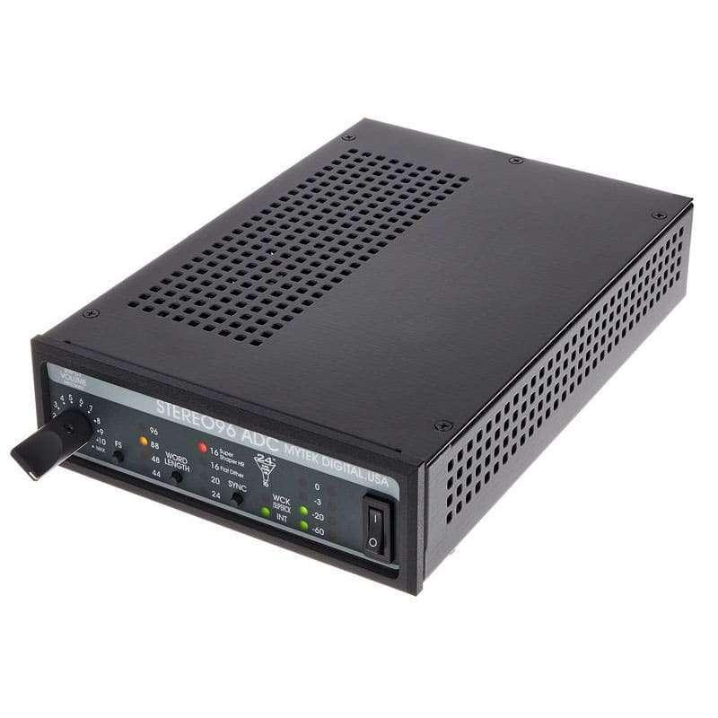 Stereo96ADC front Mytek STEREO96 ADC