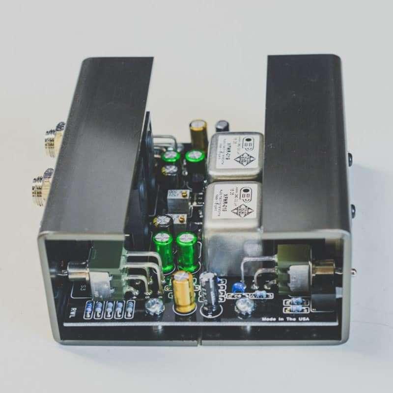 TELEFUNKEN 179 Strumentazioni Pro Audio per studi di registrazione, Outboard professionale analogico, D.I. Direct Interface Box e Reamp Box