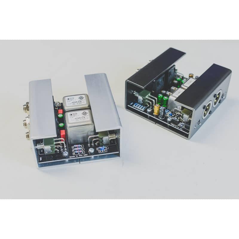 TELEFUNKEN 187 Strumentazioni Pro Audio per studi di registrazione, Outboard professionale analogico, D.I. Direct Interface Box e Reamp Box