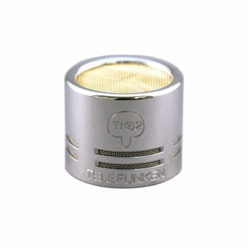 TK62 Capsule 4 Microfoni, Microfoni a Condensatore, Recording