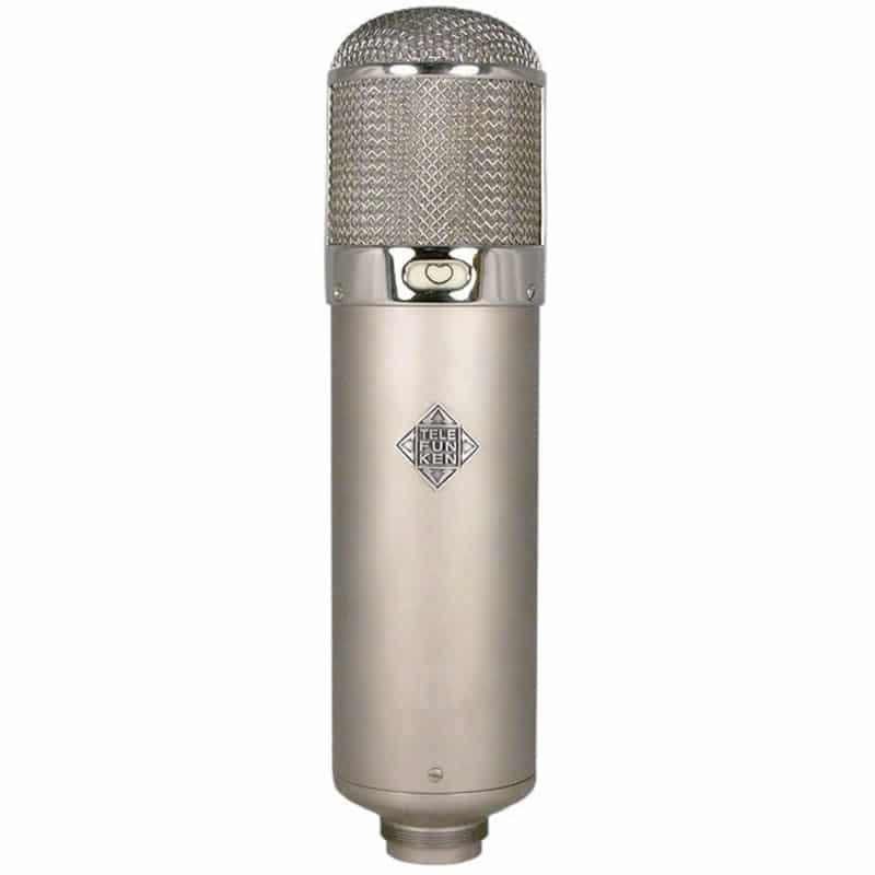 Telefunken USA U 48 2 Microfoni, Microfoni a Condensatore, Pro Audio