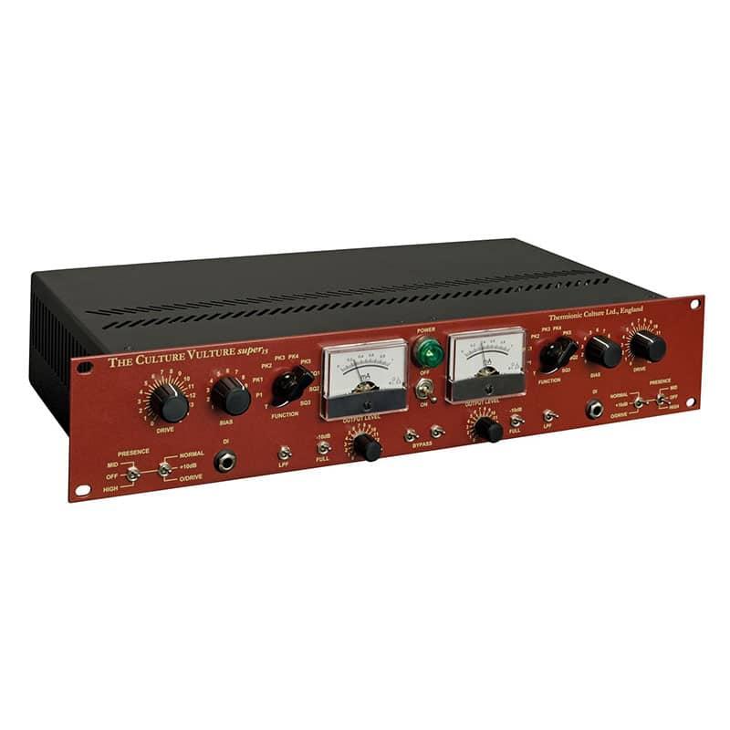 Thermionic Culture The Culture Vulture Super 15 2 Effetti audio professionali, Strumentazioni Pro Audio per studi di registrazione, Outboard professionale analogico