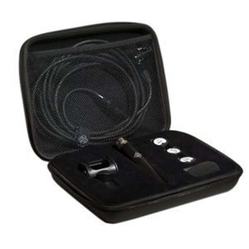 ZC61 Zipper Case 2 Microfoni, Microfoni a Condensatore, Recording