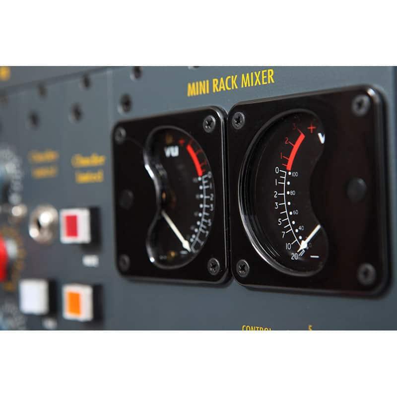 chandler mini rack mixer 03 Chandler Limited Mini Rack Mixer 16 channels Summing Mixer
