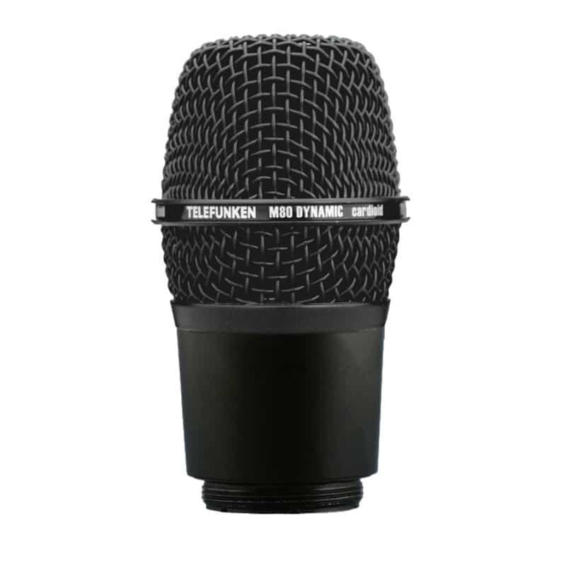 m80 wh Microfoni, Microfoni Dinamici, Pro Audio