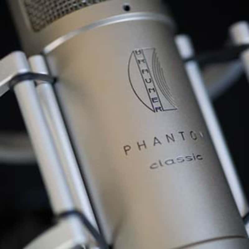 phantomca Brauner Phantom Classic Condenser studio microphone