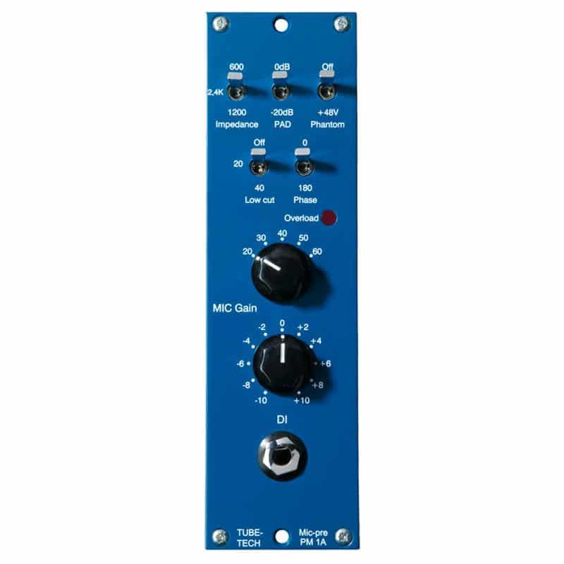 pm1a Pro Audio, Outboard, Preamplificatori Microfonici