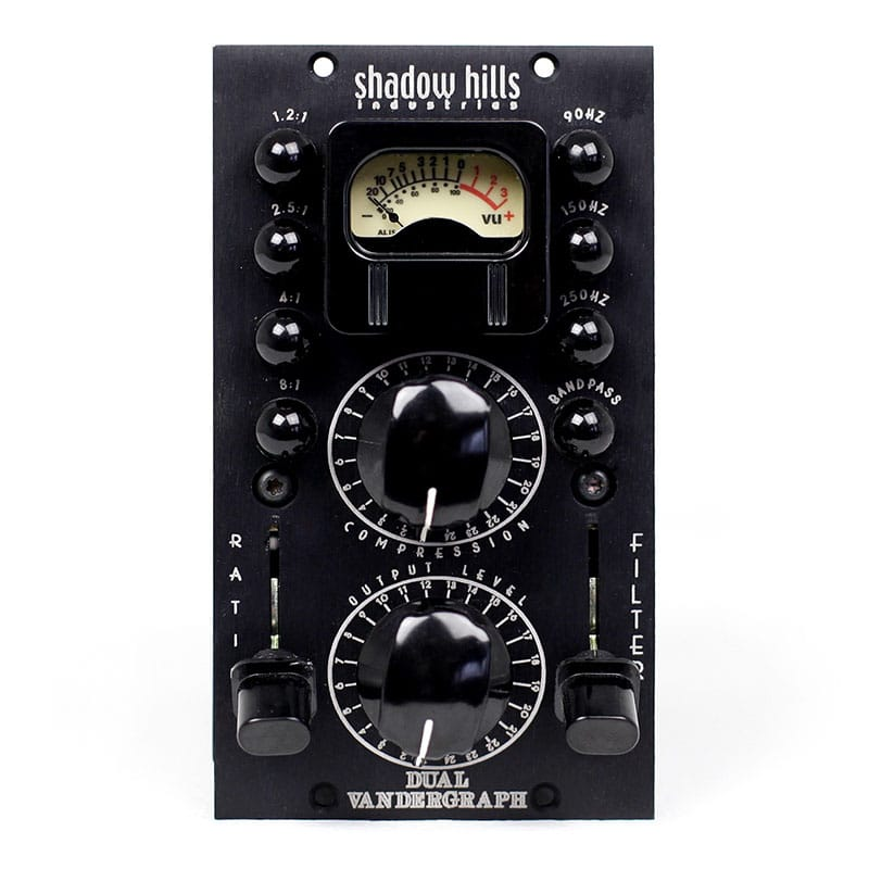 shadow hills dual vandergraph front 1 Pro Audio, Outboard, Compressori