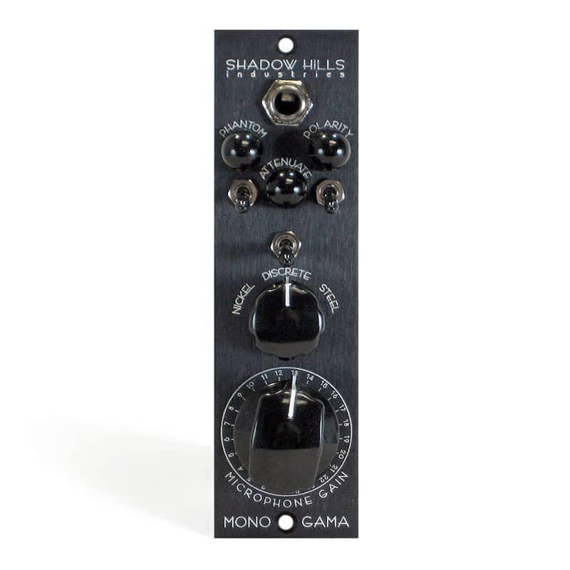 shadow hills mono gama500 Usato, Pro Audio, Outboard, Preamplificatori Microfonici