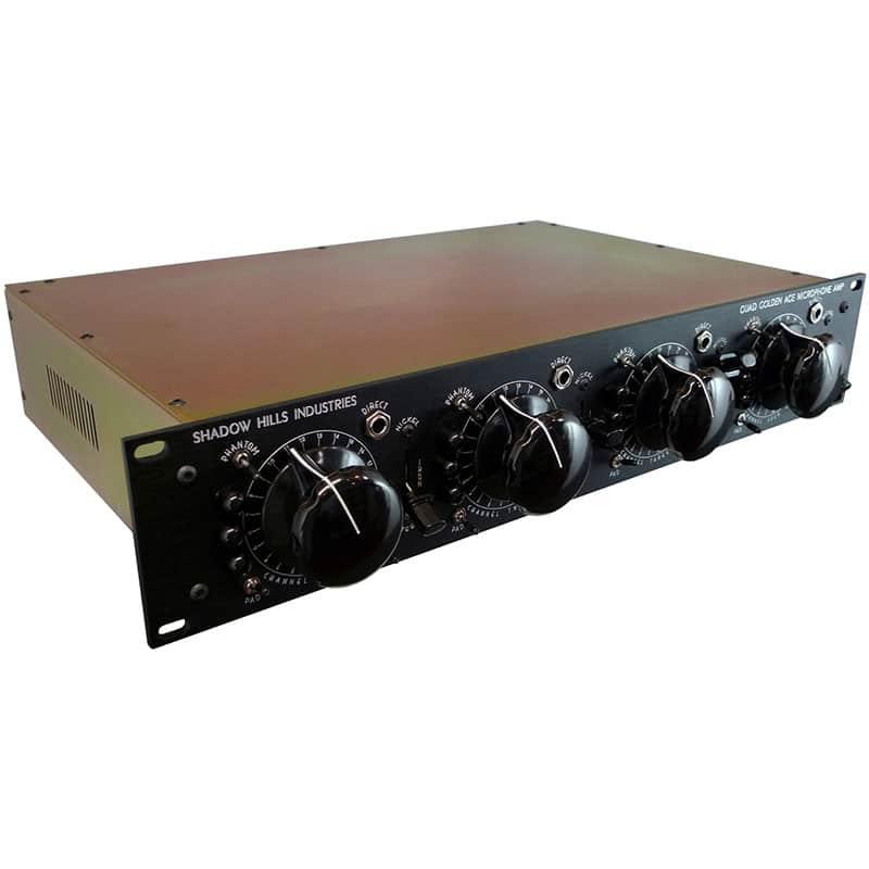 shadow hills quad gama Pro Audio, Outboard, Preamplificatori Microfonici