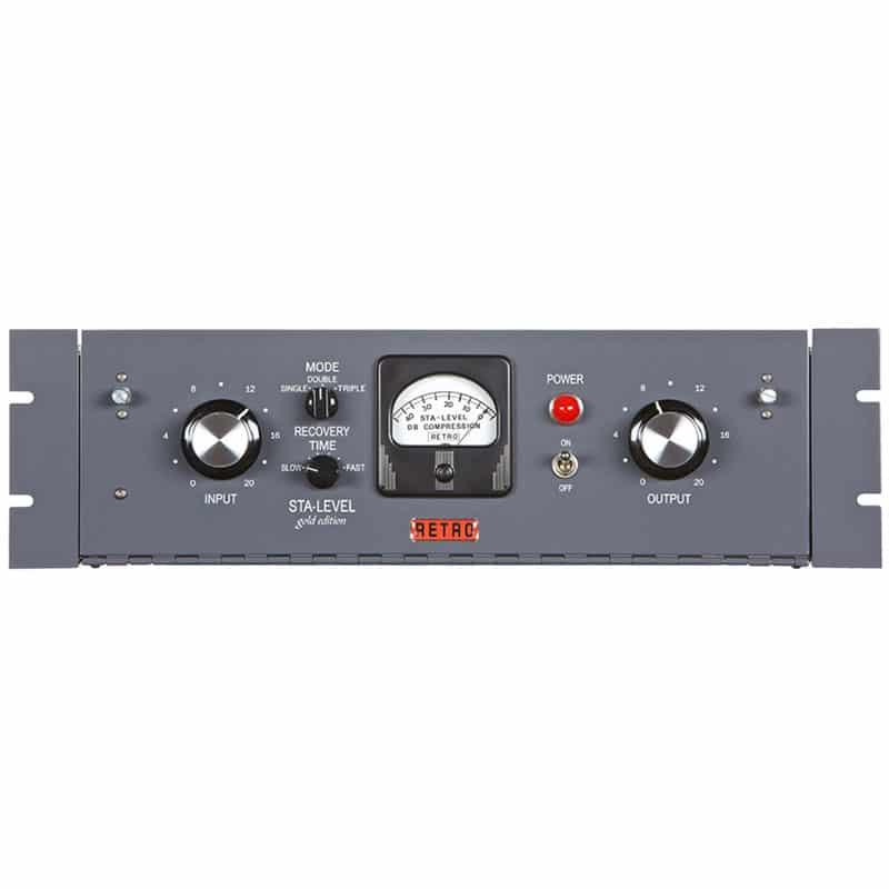 stalevel gallery 1 h430 Pro Audio, Outboard, Compressori