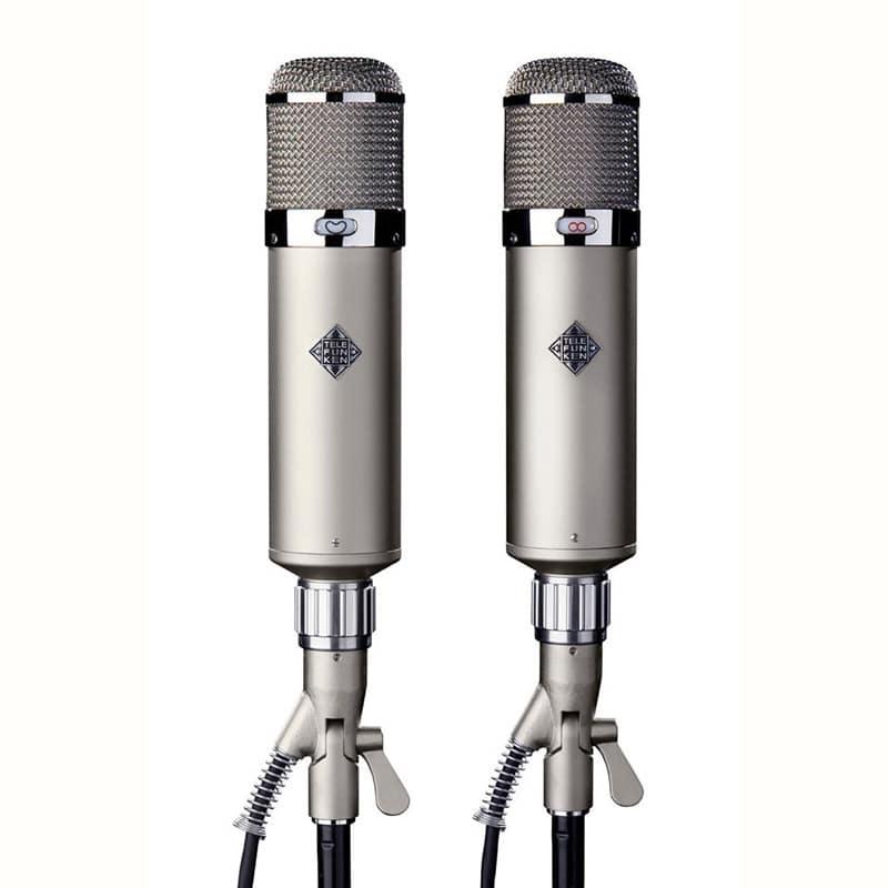 telefunken elektroakustik u47 u48 stereo Microfoni, Microfoni a Condensatore, Pro Audio