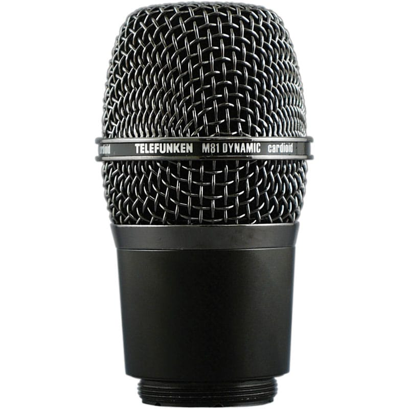 telefunken m81 wh Telefunken M81 WH