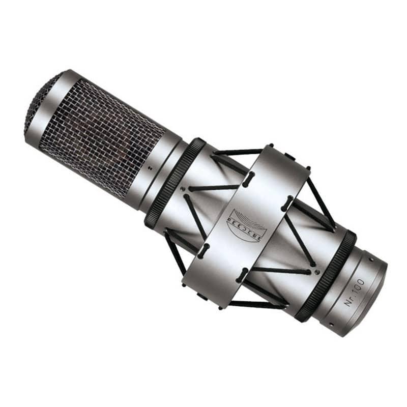 vmx gross 1 Brauner VMX Pure Cardioid Tube studio mic