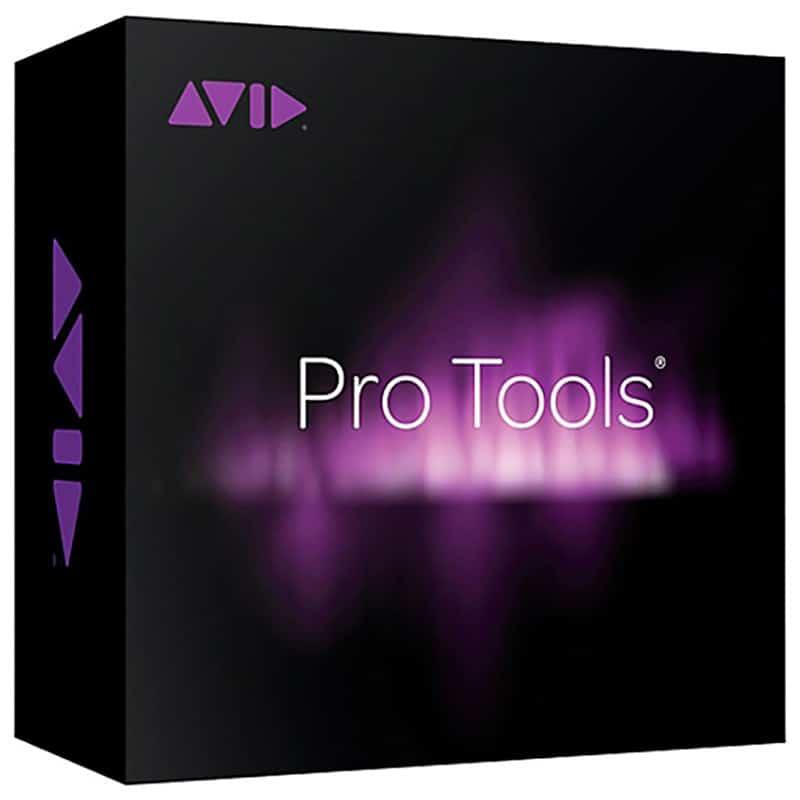 AVI PT12 Pro Audio, Software, DAW