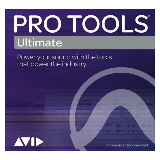 AVID Annual Update Support Plan Renewal Pro Tools Ultimate Educational 555x555 Strumentazioni Pro Audio per studi di registrazione, Software audio, DAW Digital Audio Workstation