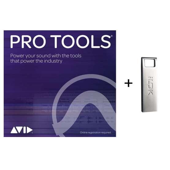 AVID Pro ToolsiLok 555x555 Recording, Software, DAW