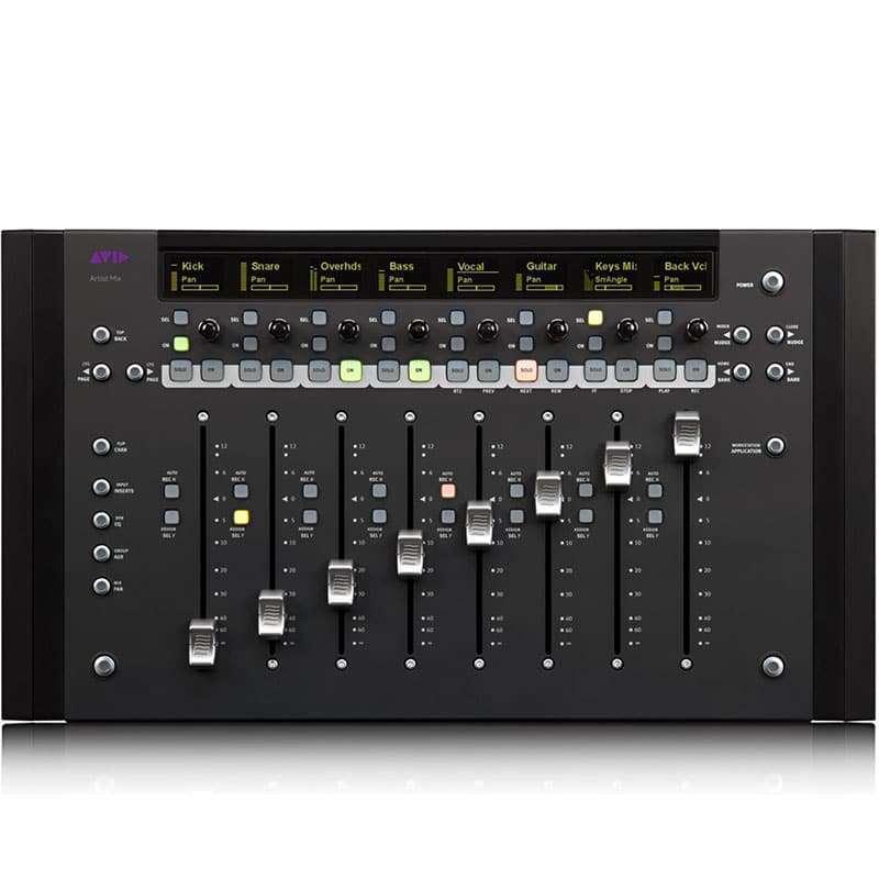 Avid ArtistMix 3 Pro Audio, Accessori, Remote Controller