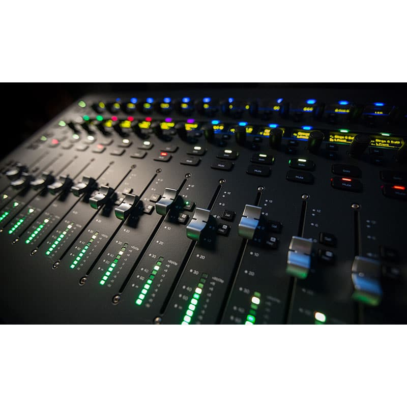 Avid S3 6 Pro Audio, Accessori, Remote Controller