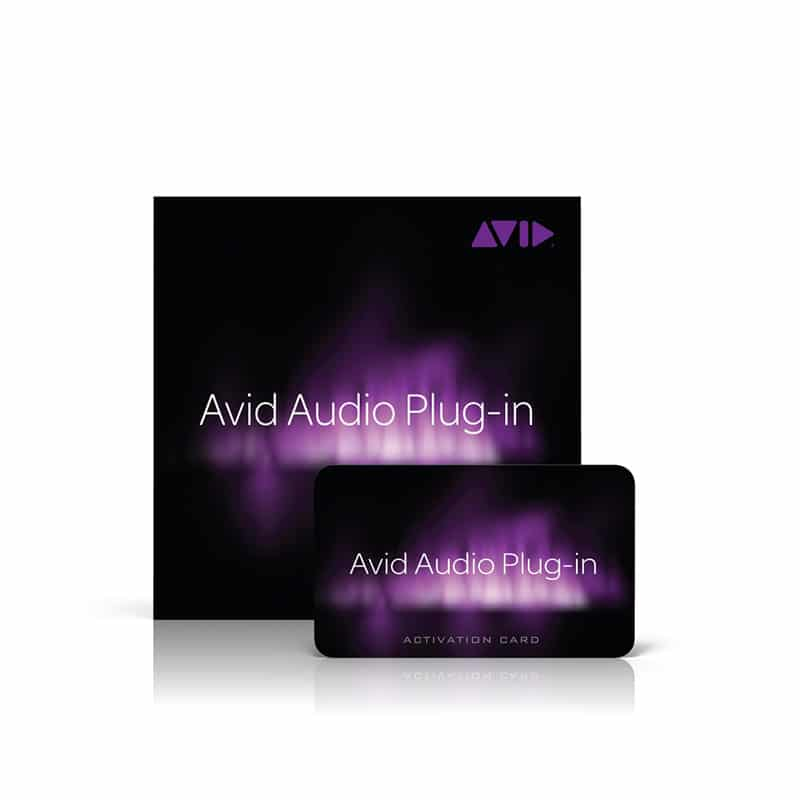 AvidTierPlug in AVID Audio Plug in Activation Card Tier 2
