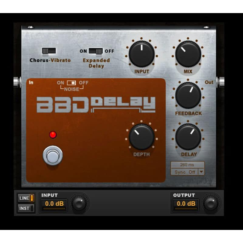 BBD DELAY AVID Annual Plugins and Support Plan for Pro Tools Renewal (Card)