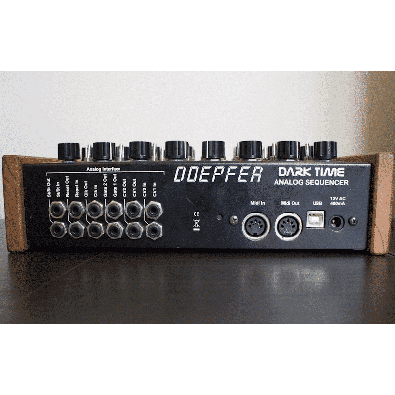 Doepfer Dark Time Used