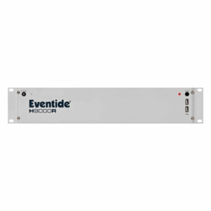 Eventide H9000R Front