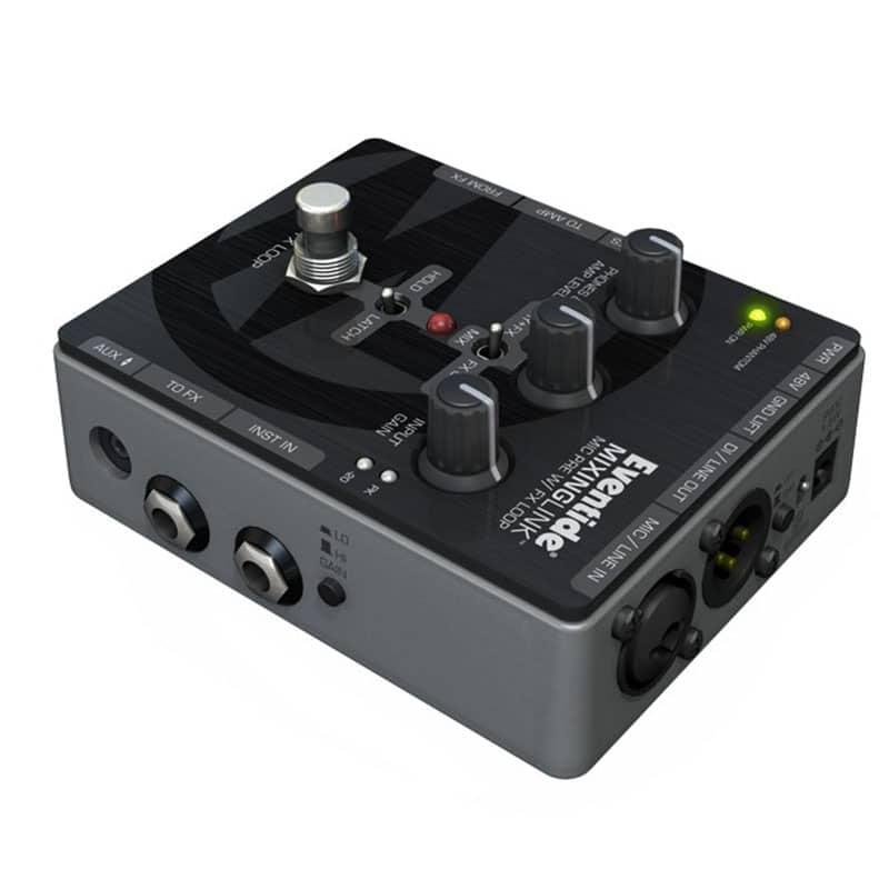 Eventide MixingLink 01 Pro Audio, Pedali Stompbox, Outboard, Preamplificatori Microfonici, Sommatori e Mixer, D.I./Reamp