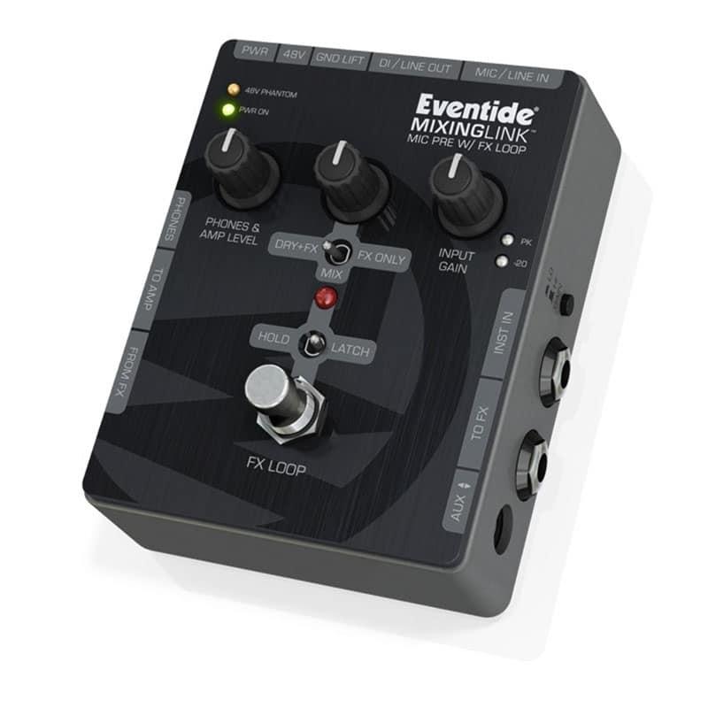 Eventide MixingLink 02 Pro Audio, Pedali Stompbox, Outboard, Preamplificatori Microfonici, Sommatori e Mixer, D.I./Reamp