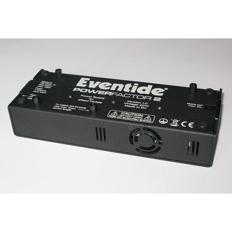 Eventide PowerFactor 2 04 Pedali Stompbox