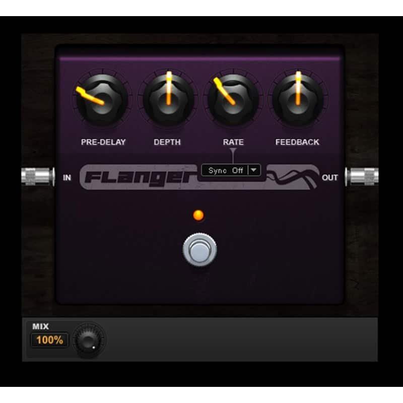 FLANGER AVID Annual Plugins and Support Plan for Pro Tools Renewal (Card)
