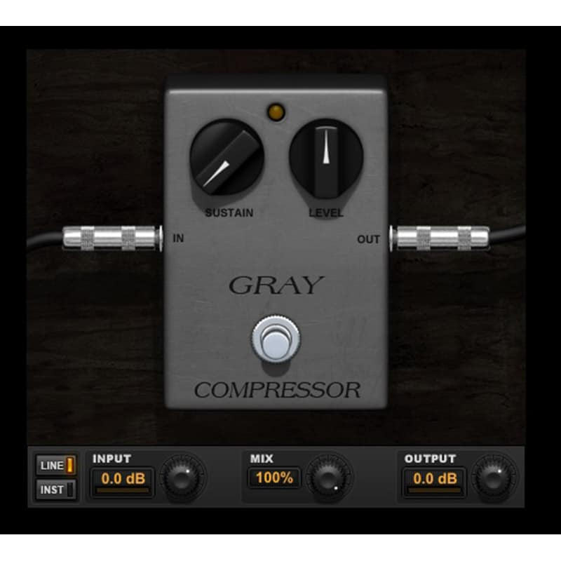 GRAY COMPRESSOR AVID Annual Plugins and Support Plan for Pro Tools Renewal (Card)