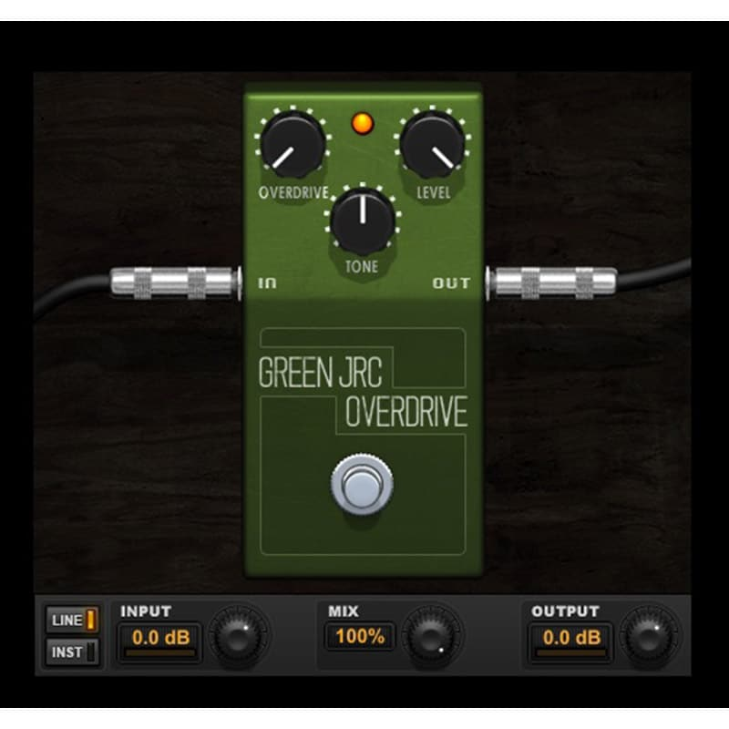 GREEN JRC OVERDRIVE AVID Annual Plugins and Support Plan for Pro Tools Renewal (Card)