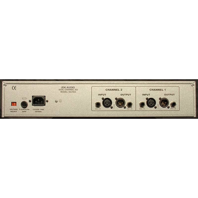 JDK Audio R 24 2 JDK Audio R24