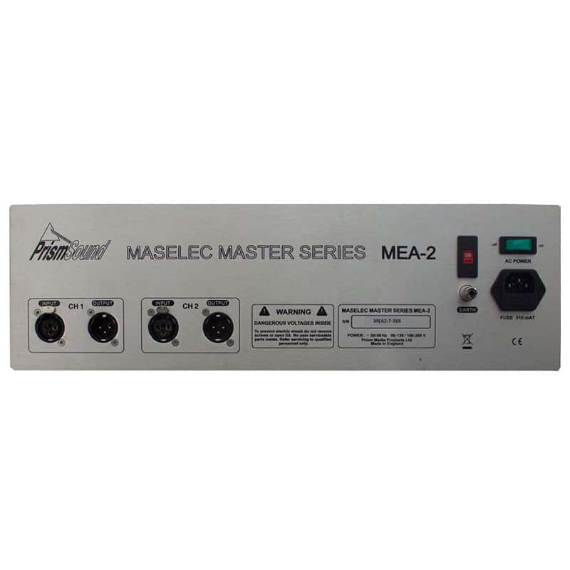 Stereo Mastering Equalizer