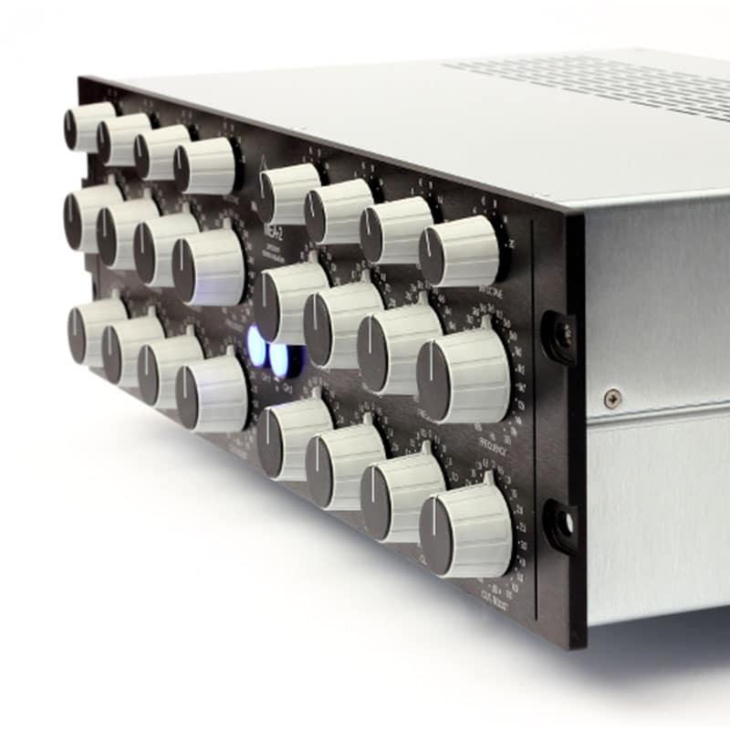 Maselec MEA 2 3 Equalizzatori audio professionale, Outboard professionale analogico, Strumentazioni Pro Audio per studi di registrazione