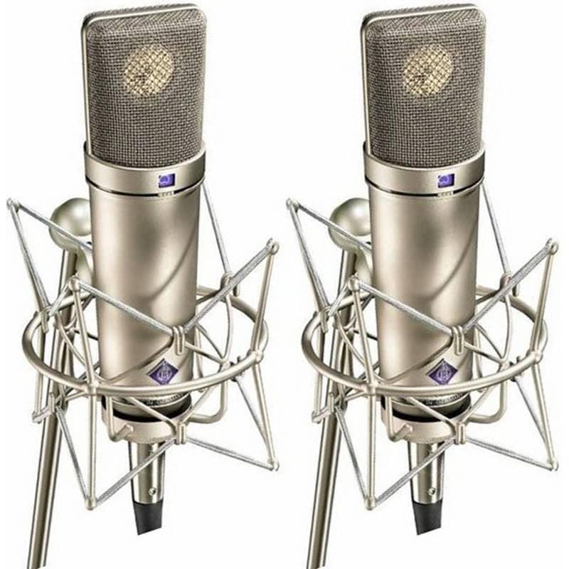 Neumann U87 Ai Stereo Set 1 Neumann U 87 Ai Stereo Set ni