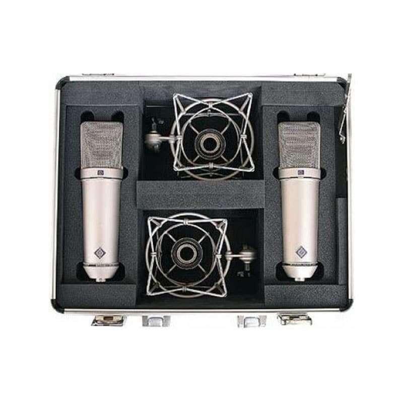 Neumann U87 Ai Stereo Set 2 Neumann U 87 Ai Stereo Set ni