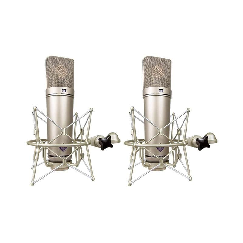 Neumann U87 Ai Stereo Set 3 Neumann U 87 Ai Stereo Set ni