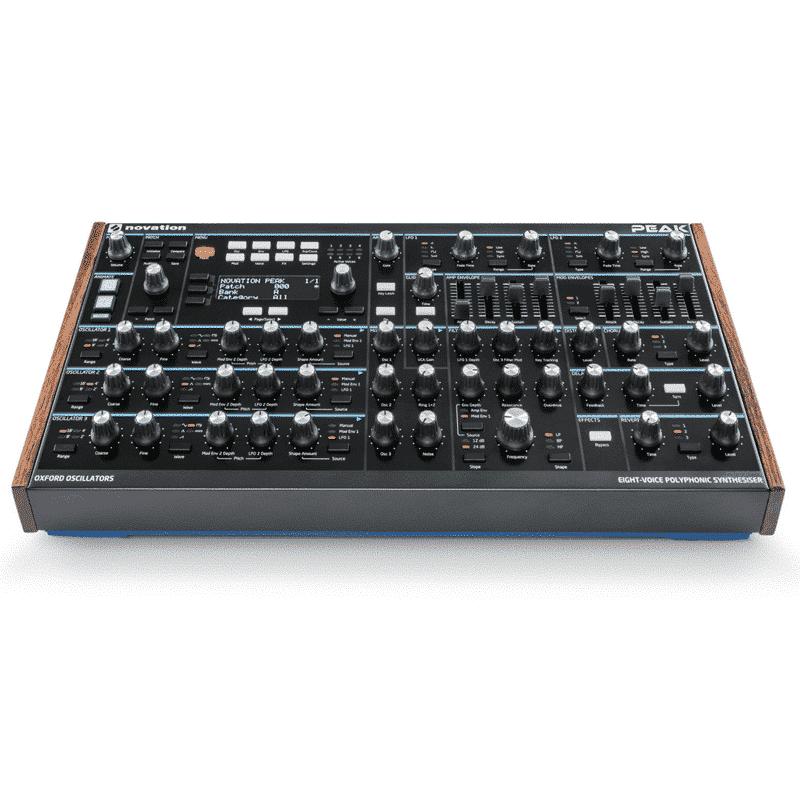 NovationPeak3 Sintetizzatori e Drum Machine, Sintetizzatori e Tastiere, Synth Desktop