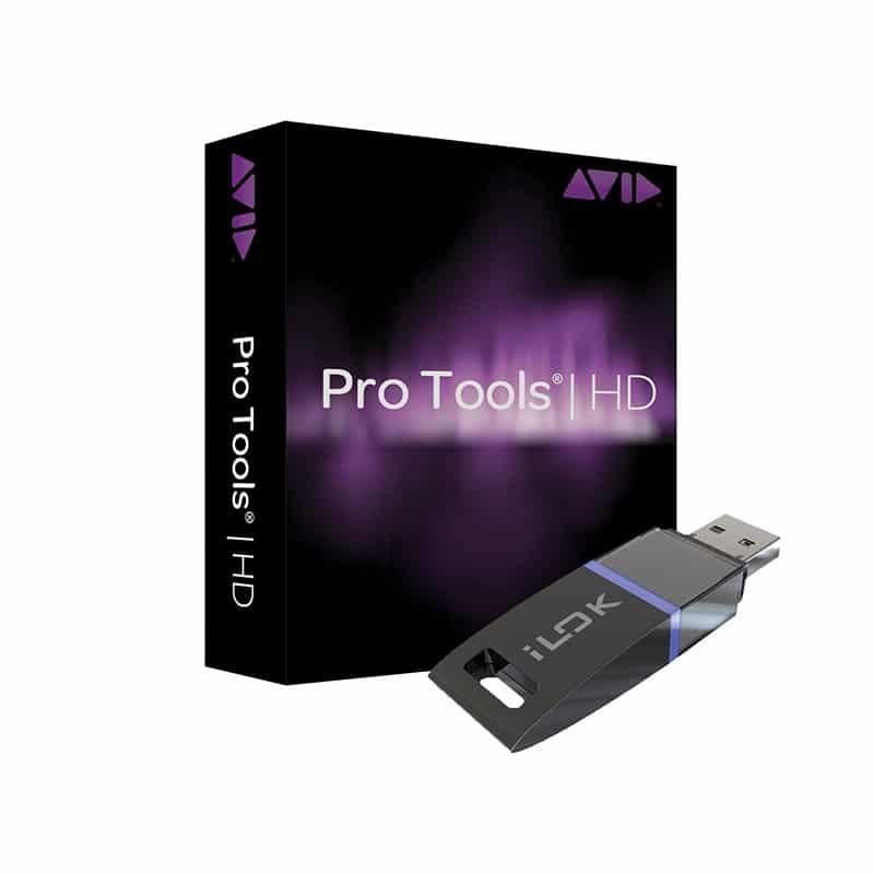AVID Pro Tools HD Annual Subscription (Card + iLok)