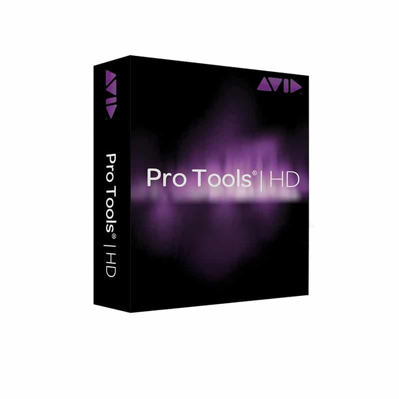 PT HD sw AVID Pro Tools HD Annual Subscription Renewal (Card)