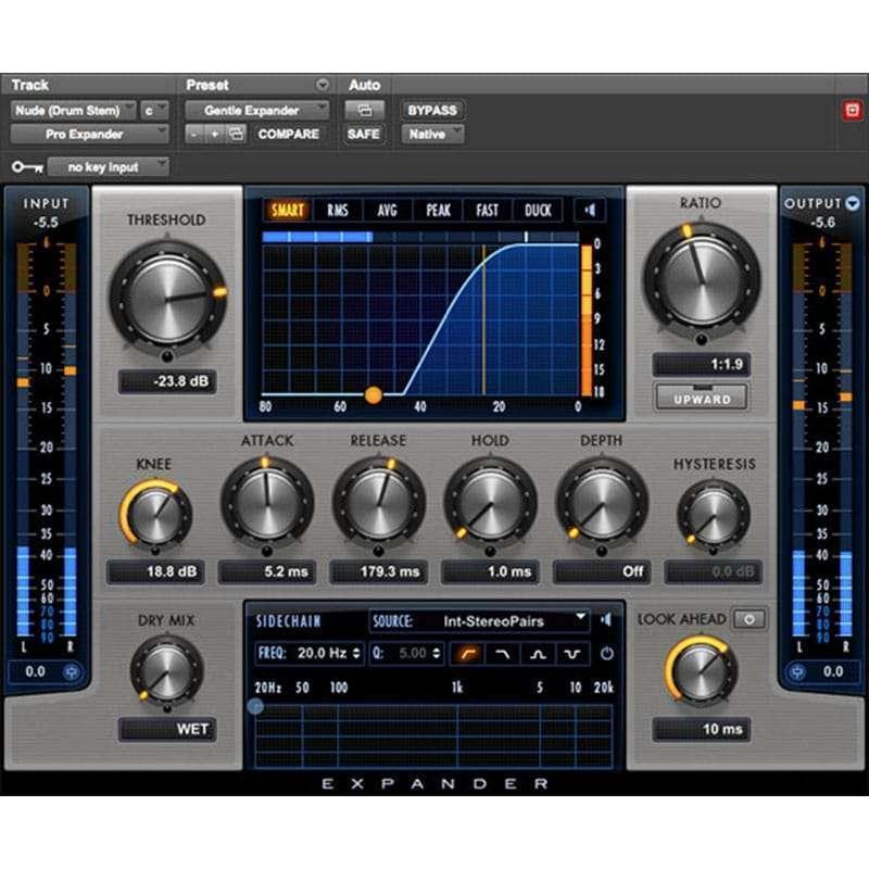 Pro Expander InsetPlugin AVID Audio Plug in Activation Card Tier 1