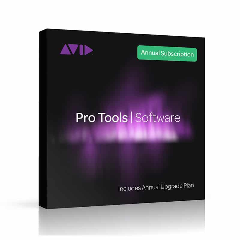 Pro Tools Subscription 3D Pro Audio, Software, DAW
