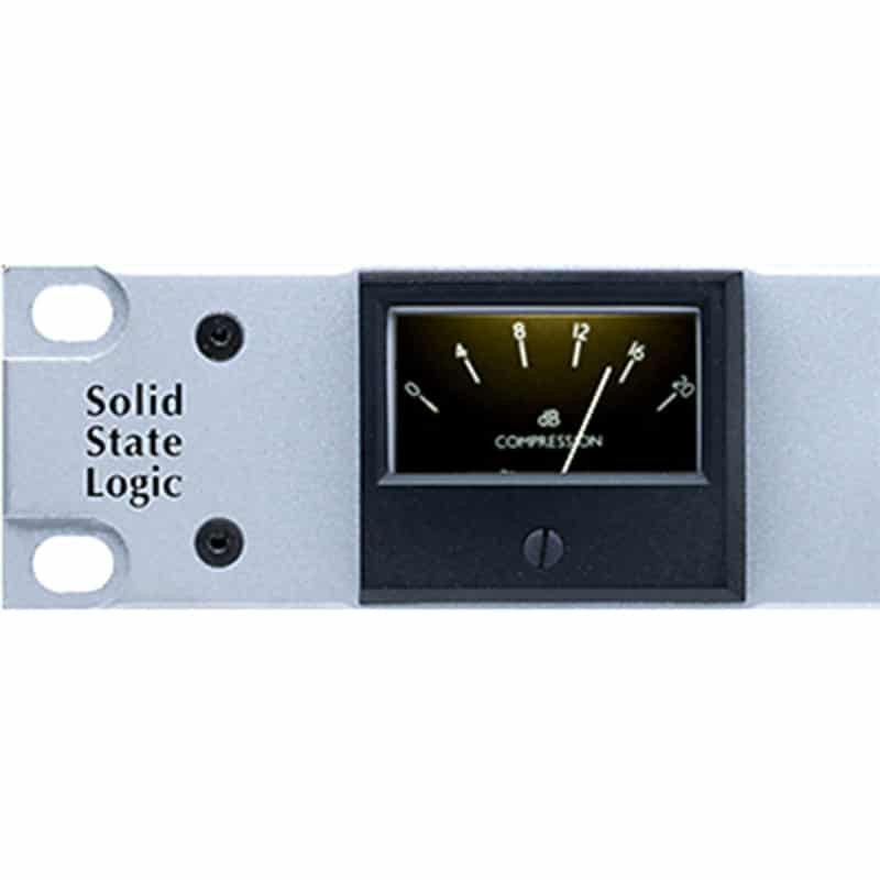 Solid State Logic G Series Bus Compressor Pro Audio, Outboard, Compressori SSL 1U Bus Compressor