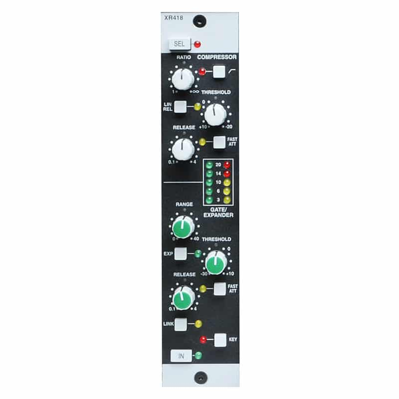 SSL X Rack E Series Dynamics Module Pro Audio, Outboard, Compressori