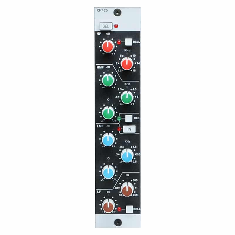 SSL X Rack E Series EQ Module Pro Audio, Outboard, Equalizzatori