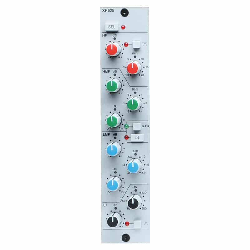 SSL X Rack SuperAnalogue EQ Module Pro Audio, Outboard, Equalizzatori