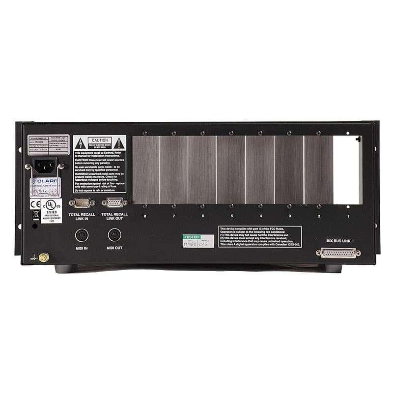 SSL XRack 2 Pro Audio, Accessori, Lunchbox