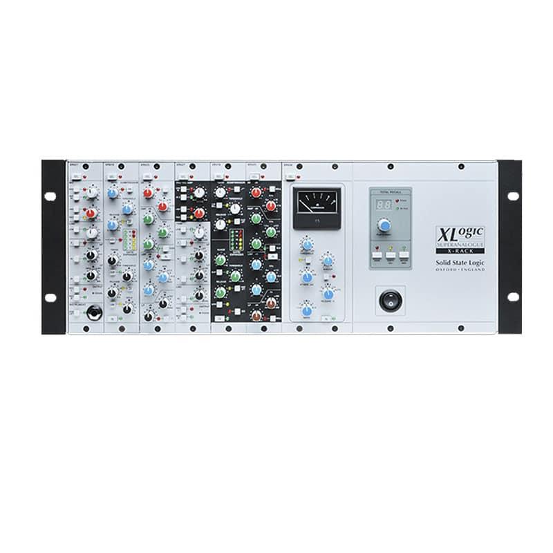 SSL XRack 4 Pro Audio, Accessori, Lunchbox